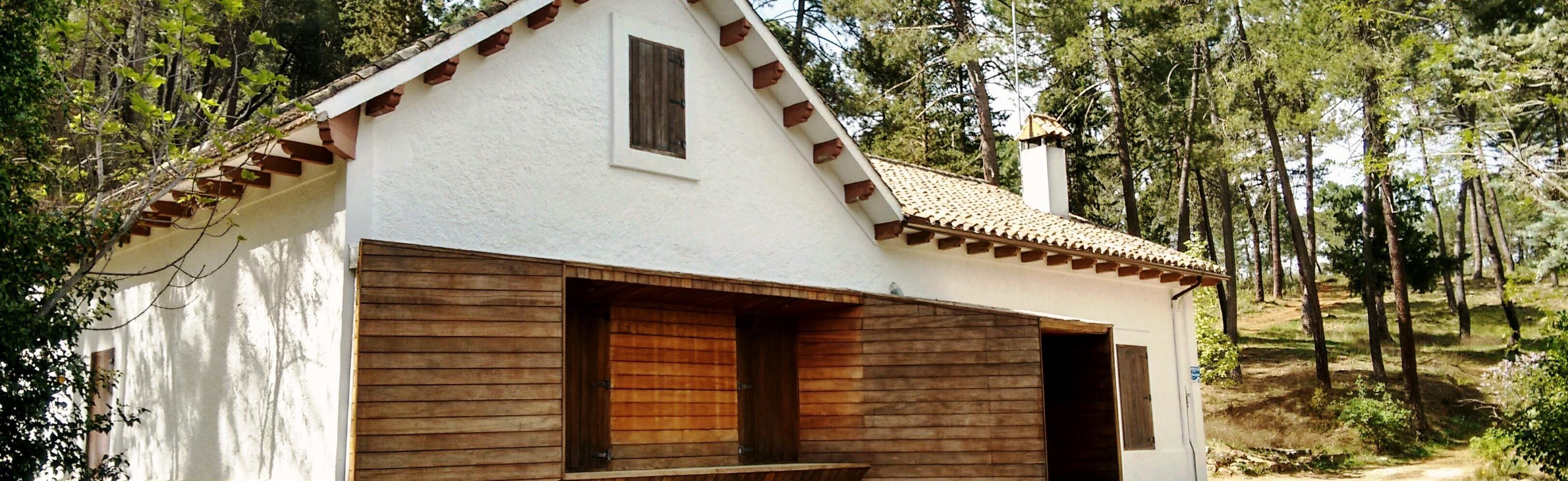 La casa forestal de Villaverde