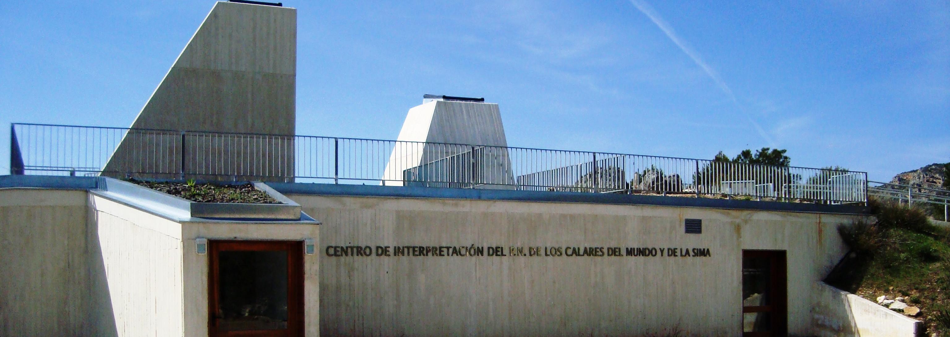 Exterior del centro de Interpretación