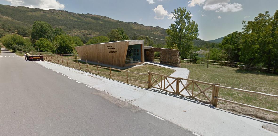 Centro de Interpretación del Parque Natural de la Sierra Norte de Guadalajara, en Cardoso de la Sierra
