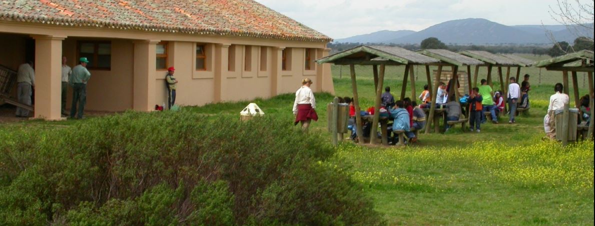 Centro de Visitantes Casa Palillos
