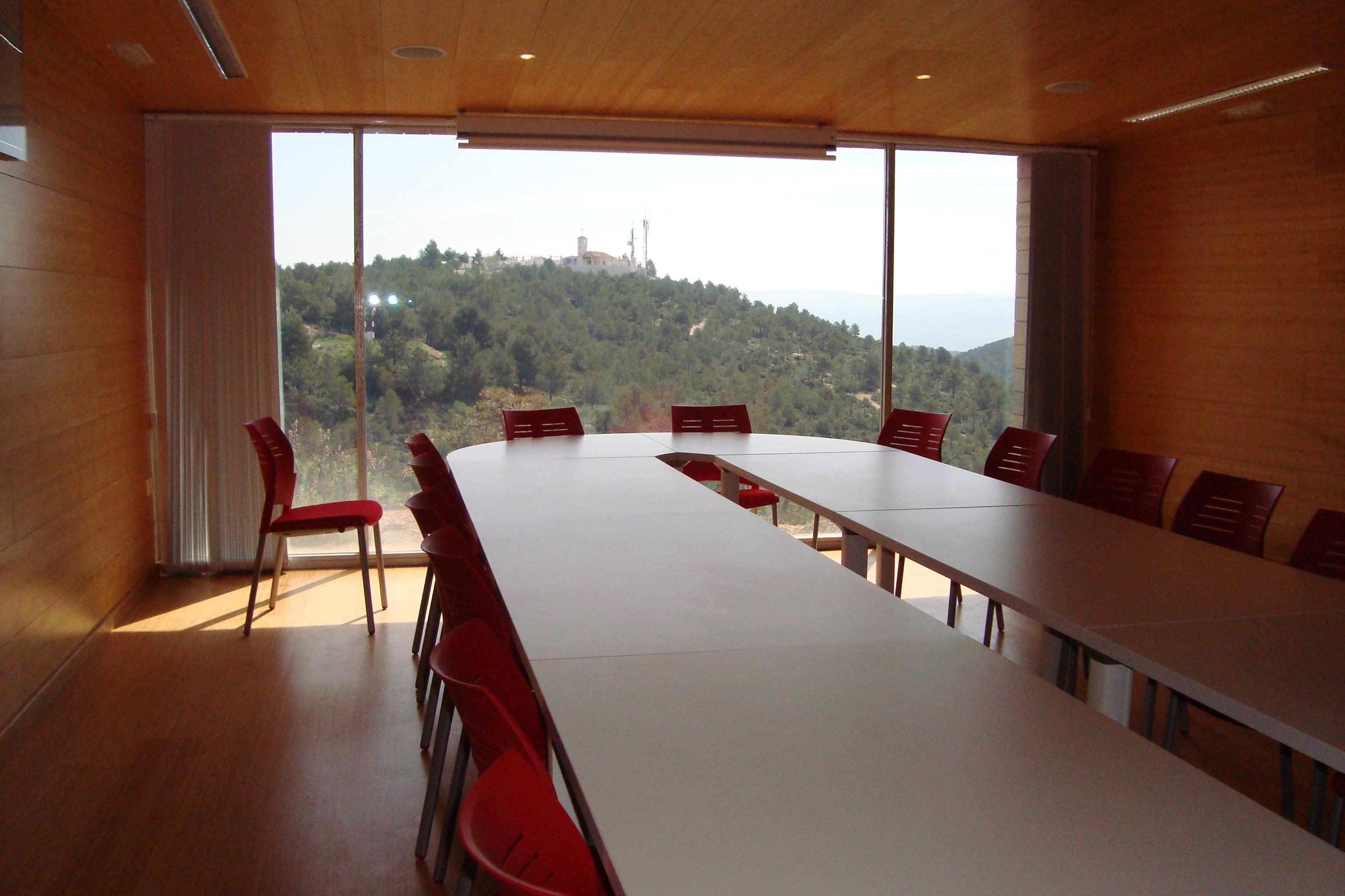 Centro de interpretación del monte Ardal