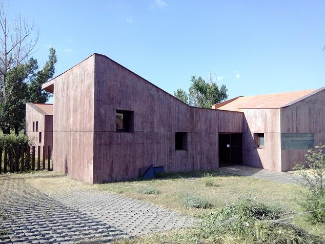 CENTRO DE INTERPRETACION EN VALDEMECA