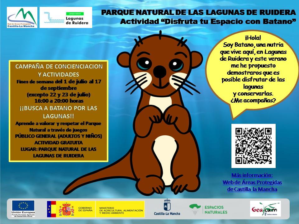 Cartel Campaña de concienciación Batano