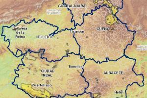 Visor cartográfico de Espacios Naturales Protegidos