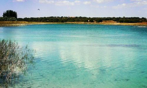 Laguna Blanca.
