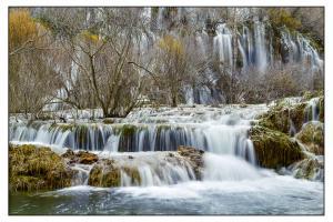 BELLEZA NATURAL. JUANA MARIA LÓPEZ ROJO.Monumento Natural Nacimiento del río Cuervo. Cuenca