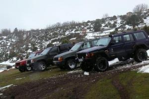 Autorizaciones excursiones organizadas de vehículos a motor en el medio natural de Castilla-La Mancha