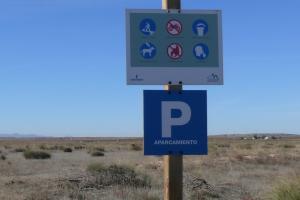 Señalización de uso público