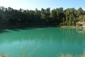 Laguna Gitana panoramica