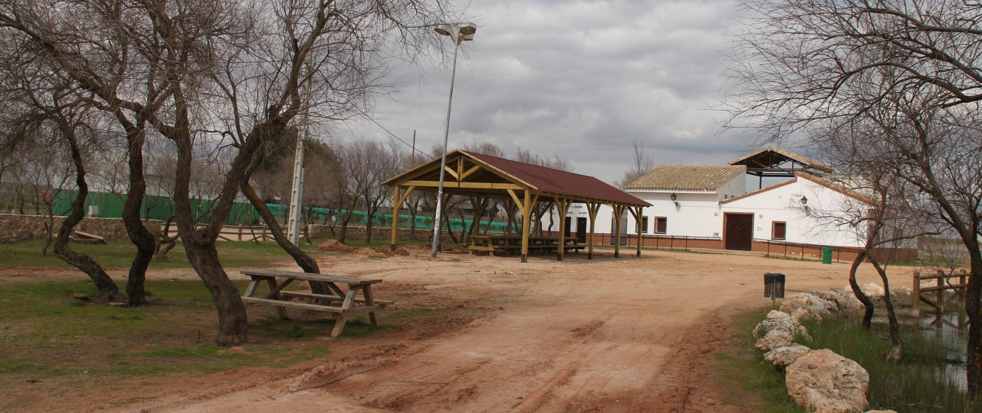 Aula de la Naturaleza del Ayuntamiento de Villafranca de los Caballeros